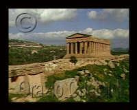 il tempio della concordia  - Agrigento (4492 clic)