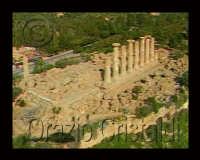 il tempio d'ercole  - Agrigento (3950 clic)