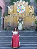 VI° Festa Medievale Festa del Ducato 2007 Camporotondo Etneo (CT). Corteo Storico, Gruppo Leoni Reali.  - Camporotondo etneo (2468 clic)