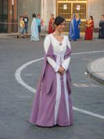 VI° Festa Medievale Festa del Ducato 2007 Camporotondo Etneo (CT). Sfilata Storica. Gruppo Sbandieratori e Musici Leoni Reali.   - Camporotondo etneo (3205 clic)