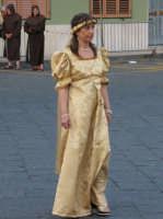 VI° Festa Medievale Festa del Ducato 2007, Camporotondo Etneo (CT). Sfilata Storica. Gruppo Sbandieratori e Musici Leoni Reali.  - Camporotondo etneo (3228 clic)
