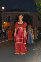 VII Edizione Festa del Ducato 2008. Sfilata storica. Sbandieratori e Musici Leoni Reali.  - Camporotondo etneo (2415 clic)