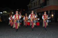 VII Edizione Festa del Ducato 2008. Musici in esibizione. Sbandieratori e Musici Leoni Reali.  - Camporotondo etneo (3598 clic)