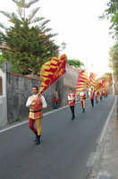 VII Edizione Festa del Ducato 2008. Sbandieratori e Musici Leoni Reali.  - Camporotondo etneo (2631 clic)