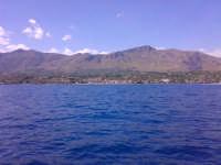 vista dal mare  - San nicola l'arena (3640 clic)
