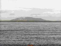 Vista delle Eolie da Villafranca Tirrena.  - Eolie (4598 clic)