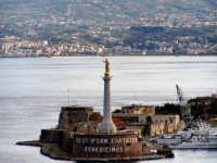 Particolare stele Madonnina al porto.   - Messina (6213 clic)