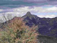 Veduta della rocca di Novara Sicilia  - Fondachelli fantina (11322 clic)