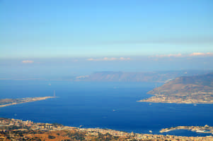 Messina - Lo Stretto.  - Messina (6818 clic)
