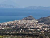 Vista panoramica con lo sfondo delle Isole Eolie.  - Capo d'orlando (9758 clic)