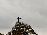 Il Cristo della Montagna  - Cesarò (6772 clic)
