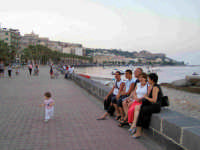 Il lungomare d'estate  - Milazzo (9851 clic)
