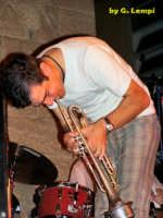 Paolo Fresu a Castroreale Jazz 2005  - Castroreale (3180 clic)