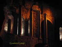 Scorcio notturno Teatro Greco  - Taormina (2838 clic)