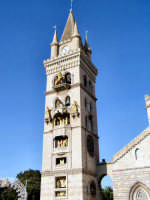 Il Campanile del Duomo  - Messina (5704 clic)