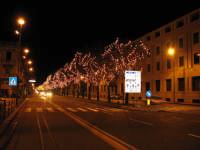 Via Garibaldi di notte.  - Messina (6654 clic)
