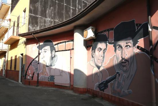 Vanedda street art  - VALVERDE - inserita il 30-Jan-20