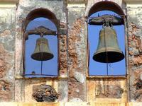 Campane chiesa Trinità   - Mascalucia (2399 clic)