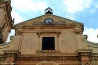 Meridiana Cattedrale San Giovanni Battista Meridiana S.G.Battista ragusa RAGUSA Giuseppe Pappa