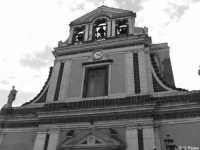 Chiesa S.Vito di Mascalucia in bianco e nero ripresa il 28/5/2007 (4158 clic)