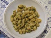 Gnocchi al pesto alla genovese   - Mascalucia (6301 clic)