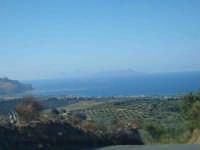 Il paesaggio con le Eolie e il promontorio di Tindari  - Tripi (5270 clic)