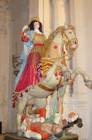 La Madonna con la spada  - Scicli (5385 clic)