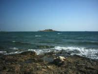 Da qui sembra veramente un isola.  - Isola delle correnti (4096 clic)