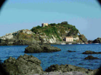 panorama marino  - Aci trezza (8779 clic)