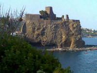 veduta del castello normanno  - Aci castello (5592 clic)