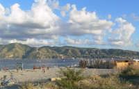 Costa Calabra vista da Capo Peloro, foto del 02.09.2006  - Ganzirri (5118 clic)