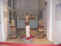 Museo Foto all'interno del museo archeologico, 25/04/2011  - Tindari (5518 clic)