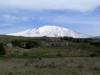Vista dell'Etna, foto del 16.03.2008  - Bronte (2239 clic)
