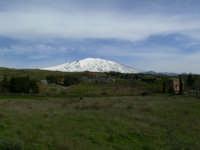 Vista dell'Etna, foto del 16.03.2008  - Bronte (1803 clic)