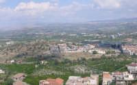 Valle del Simeto Vista dal Castello, foto del 28.09.08  - Paternò (1536 clic)