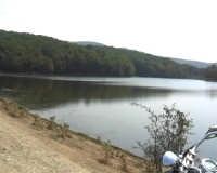 Lago nella località Monte Soro, foto del 25/08/07  - Cesarò (4506 clic)