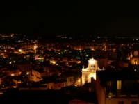 Paternò di notte, foto dal castello del 09.11.2008  - Paternò (3149 clic)