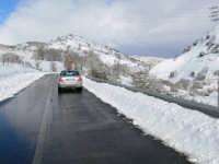 Neve sulla SS116, foto del 16.02.2009  - Santa domenica vittoria (7180 clic)
