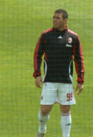 Ronaldo in occasione di Messina-Milan stagione 06-07  - Messina (3242 clic)