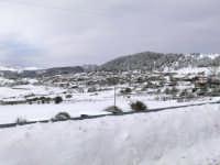 il paese sommerso di neve, foto del 16.02.2009  - Floresta (8051 clic)