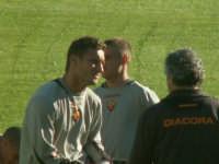 Francesco Totti in occasione di Messina Roma dell'11/01/2007  - Messina (2578 clic)