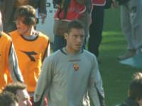 Francesco Totti in occasione di Messina Roma dell'11/01/2007  - Messina (2403 clic)