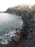 Vista della costa. foto del 20.06.2009  - Aci castello (3694 clic)