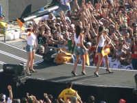 Concerto Vasco Rossi 7-7-2007 Stadio San Filippo. intrattenimento prima del concerto  - Messina (3492 clic)