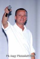 Giardino Bellini - Vodafone tour 2004 -  Gigi D'Alessio   - Catania (2474 clic)