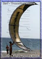 Esercitazioni surf- Ph Angela Platania  - Tremestieri (3415 clic)