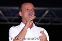Giardino Bellini - Vodafone tour 2004 -  Gigi D'Alessio   - Catania (2579 clic)