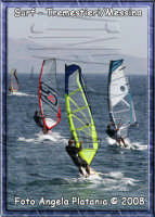 Esercitazioni surf- Ph Angela Platania  - Tremestieri (3467 clic)