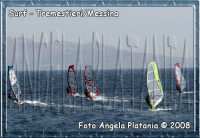 Esercitazioni surf- Ph Angela Platania  - Tremestieri (3856 clic)