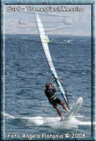 Esercitazioni surf- Ph Angela Platania  - Tremestieri (3367 clic)